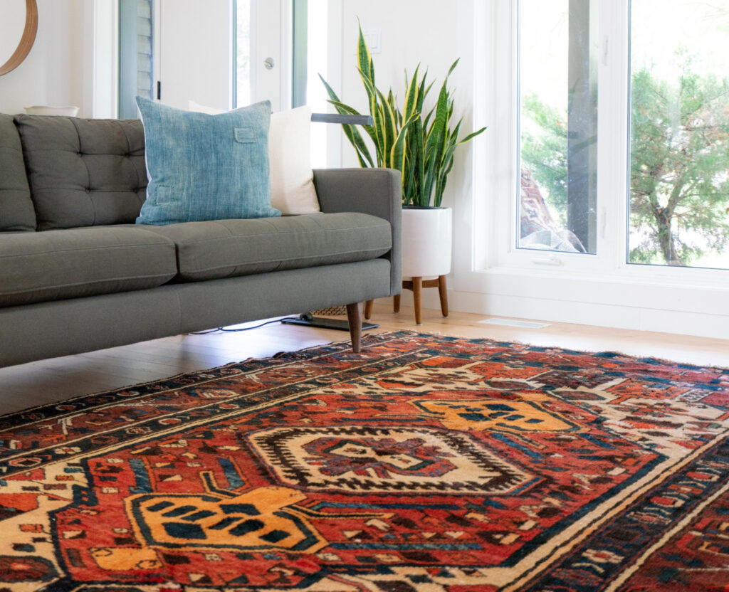 Carpet stony plain